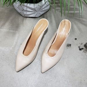 Reformation Intentionally __________ Blank Mules
